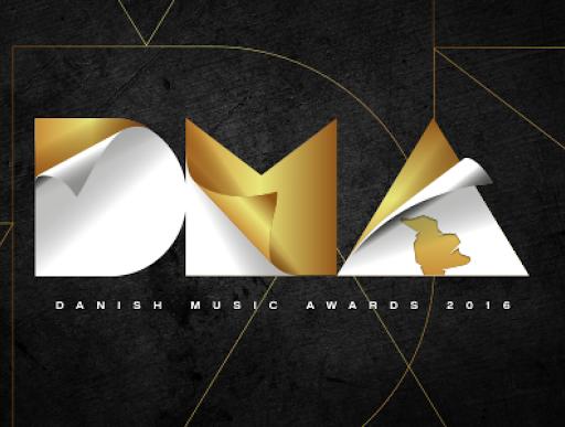 Danish Music awards logo