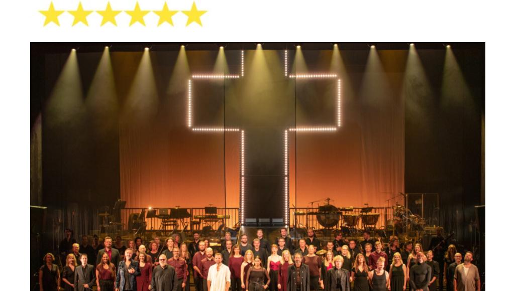 Jesus Christ Superstar Danmarks Underholdningsorkester