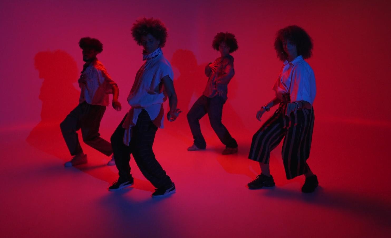 Foto fra filmen Dans(K) af Sara Jordan