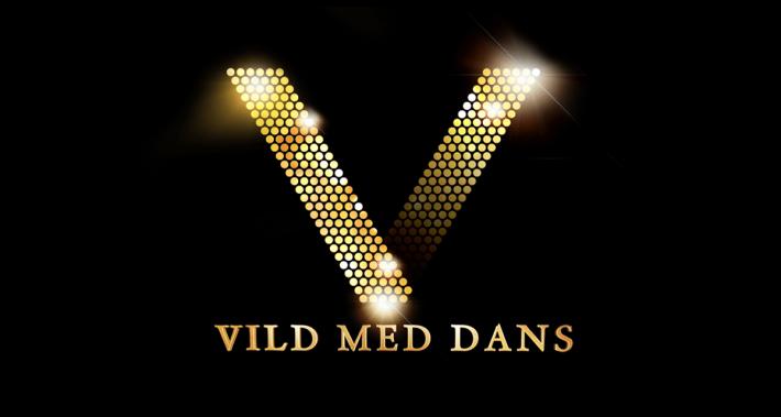 Vild med dans logo